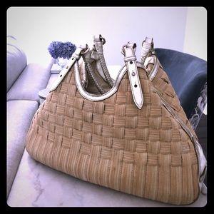 Women's COLE HAAN Genevieve Handbag Tote/Satchel